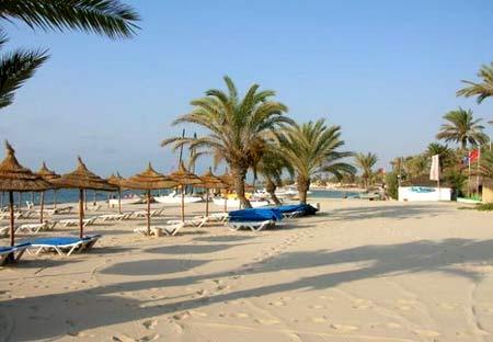 отдых в тунисе на острове джерба