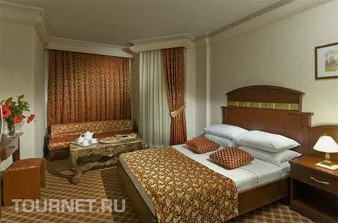 Фотографии отеля Botanik Hotel 5.